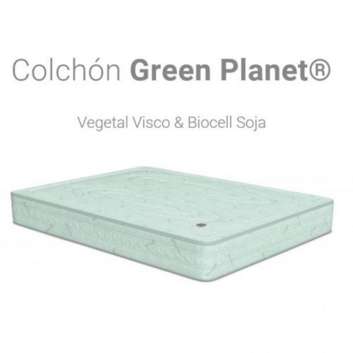 colchón GREEN PLANET
