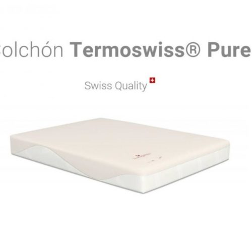 colchón TERMOSWISS® PURE