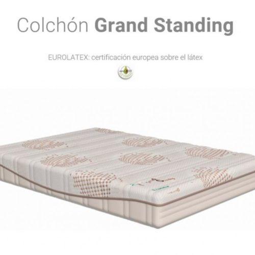 colchón GRAND STANDING
