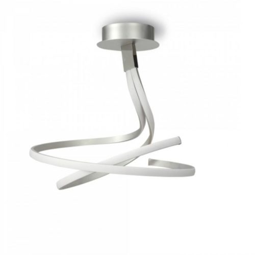 mantra NUR 4981 lampara doble plata/cromo