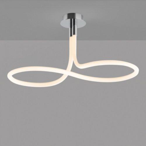 mantra LINE 6601 LED de acrílico blanco